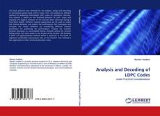 Couverture de Analysis and Decoding of LDPC Codes