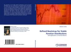 Buchcover von Refined Bootstrap for Stable Paretian Distributions