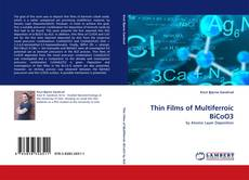 Bookcover of Thin Films of Multiferroic BiCoO3