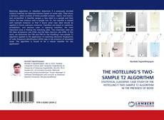 THE HOTELLING''S TWO-SAMPLE T2 ALGORITHM的封面