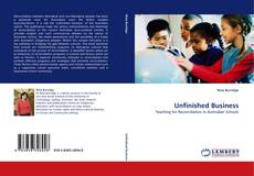 Bookcover of Unfinished Business