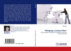 "Bookcover of ""Winging a Lesson Plan"""