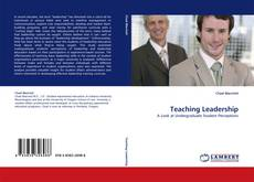 Bookcover of Teaching Leadership