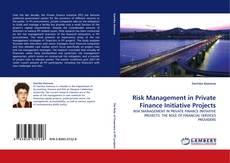 Copertina di Risk Management in Private Finance Initiative Projects