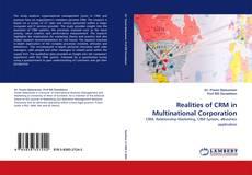 Capa do livro de Realities of CRM in Multinational Corporation