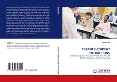 Buchcover von TEACHER-STUDENT INTERACTIONS