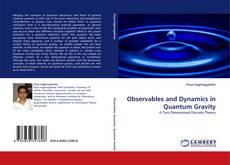 Portada del libro de Observables and Dynamics in Quantum Gravity