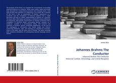 Copertina di Johannes Brahms The Conductor