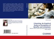 Обложка E-learning: An Empirical Study on Perceptions of Benefits and Limitations