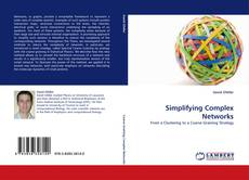 Bookcover of Simplifying Complex Networks