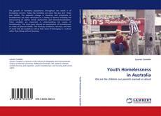 Youth Homelessness in Australia kitap kapağı