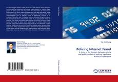 Policing Internet Fraud kitap kapağı