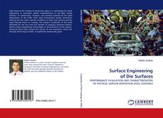 Bookcover of Surface Engineering of Die Surfaces