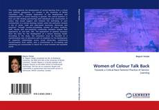 Bookcover of Women of Colour Talk Back