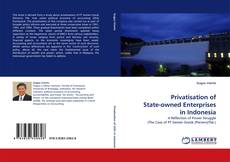 Bookcover of Privatisation of State-owned Enterprises in Indonesia
