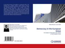 Portada del libro de Democracy in the European Union