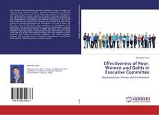 Buchcover von Effectiveness of Poor, Women and Dalits in Executive Committee