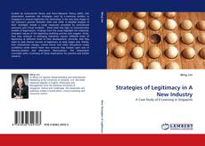 Обложка Strategies of Legitimacy in A New Industry