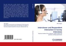 Buchcover von Interviewer and Respondent Interaction in Survey Interviews