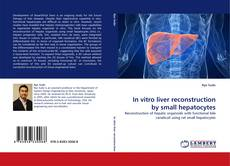 Bookcover of In vitro liver reconstruction by small hepatocytes