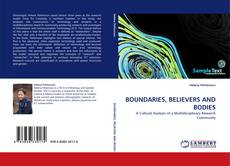 Buchcover von BOUNDARIES, BELIEVERS AND BODIES