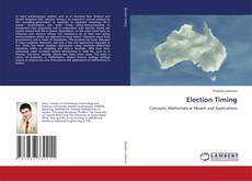 Bookcover of Election Timing