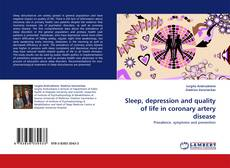 Bookcover of Sleep, depression and quality of life in coronary artery disease