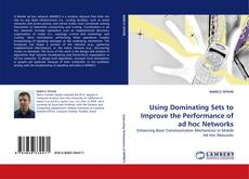 Capa do livro de Using Dominating Sets to Improve the Performance of ad hoc Networks