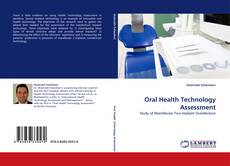 Bookcover of Oral Health Technology Assessment