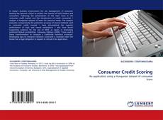 Bookcover of Consumer Credit Scoring