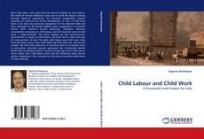 Couverture de Child Labour and Child Work