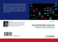 Copertina di DNA MICROARRAY ANALYSIS