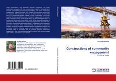 Portada del libro de Constructions of community engagement