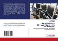 Couverture de Task Scheduling in Distributed Computing Environments