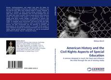 Capa do livro de American History and the Civil Rights Aspects of Special Education