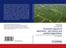 Buchcover von Economic impacts of agriculture - soil erosion and wetland degradation