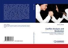 Buchcover von Conflict Analysis and Resolution