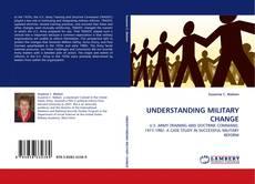 Buchcover von UNDERSTANDING MILITARY CHANGE