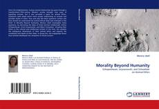 Bookcover of Morality Beyond Humanity