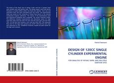 Capa do livro de DESIGN OF 120CC SINGLE CYLINDER EXPERIMENTAL ENGINE