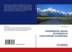 Portada del libro de EXPERIMENTAL DESIGN TECHNIQUES IN EVOLUTIONARY ALGORITHMS