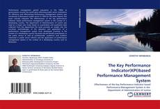 The Key Performance Indicator(KPI)based Performance Management System kitap kapağı