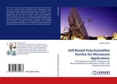 Capa do livro de Self-Biased Polychrystalline Ferrites for Microwave Applications