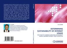 Couverture de DETERMINING SUSTAINABILITY OF INTERNET USAGE