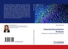 Borítókép a  Potential Remediation Products - hoz