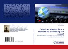 Bookcover of Embedded Wireless Sensor Network for monitoring and control