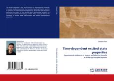 Buchcover von Time-dependent excited state properties