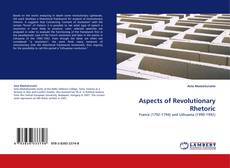 Buchcover von Aspects of Revolutionary Rhetoric