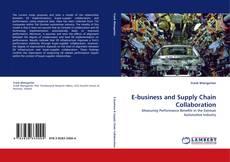 Portada del libro de E-business and Supply Chain Collaboration