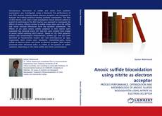 Bookcover of Anoxic sulfide biooxidation using nitrite as electron acceptor